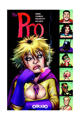 THE PRO - GARTH ENNIS
