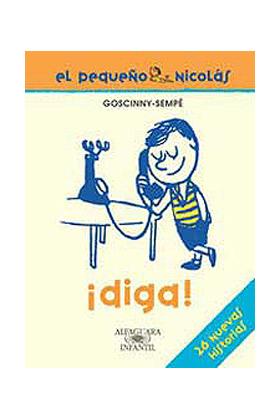 DIGA! (EL PEQUEÑO NICOLAS)
