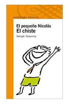 EL CHISTE DEL PEQUEÑO NICOLAS