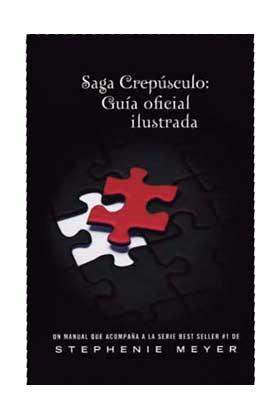 SAGA CREPUSCULO: GUIA OFICIAL ILUSTRADA