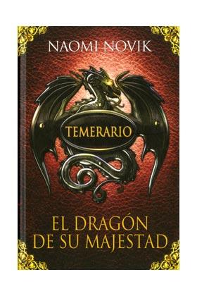 TEMERARIO 01. EL DRAGON DE SU MAJESTAD (CARTONE)