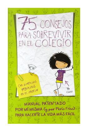 75 CONSEJOS PARA SOBREVIVIR EN EL COLEGIO