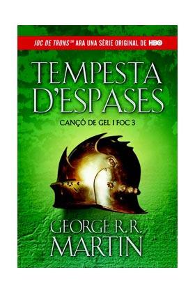 TEMPESTA D'ESPASES  (CANÇÓ DE GEL I FOC 3) (CATALAN)