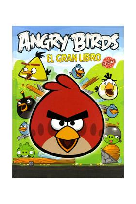 EL GRAN LIBRO DE LOS ANGRY BIRDS