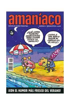 AMANIACO 05 TERCERA ÉPOCA