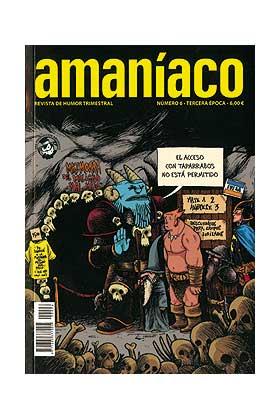 AMANIACO 06 TERCERA ÉPOCA