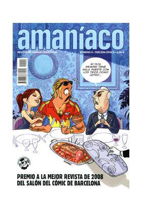 AMANIACO 09 TERCERA ÉPOCA