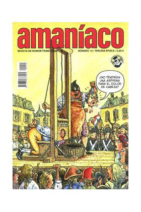 AMANIACO 10 TERCERA ÉPOCA
