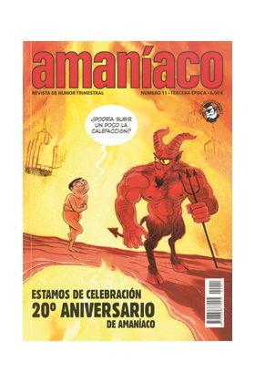 AMANIACO 11 TERCERA ÉPOCA