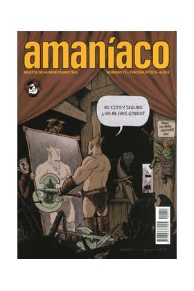 AMANIACO 12 TERCERA ÉPOCA