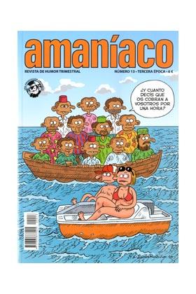 AMANIACO 13 TERCERA ÉPOCA