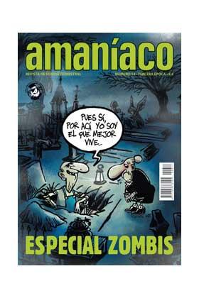AMANIACO 14 TERCERA ÉPOCA