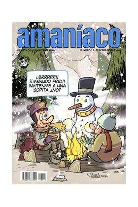 AMANIACO 15 TERCERA ÉPOCA