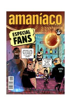 AMANIACO 16 TERCERA ÉPOCA ESPECIAL FANS