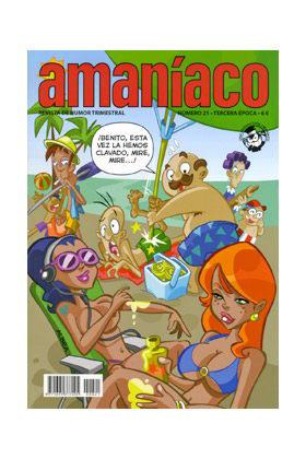 AMANIACO 21 TERCERA ÉPOCA