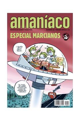 AMANIACO 26. ESPECIAL MARCIANOS