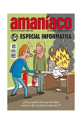 AMANIACO 31. ESPECIAL INFORMATICA