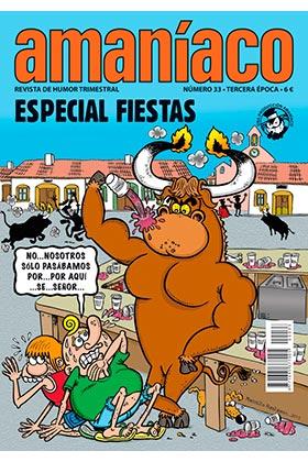 AMANIACO 33 ESPECIAL FIESTAS