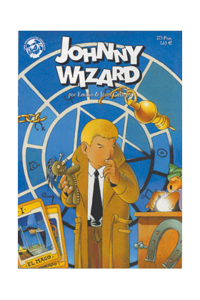 JOHNNY WIZARD