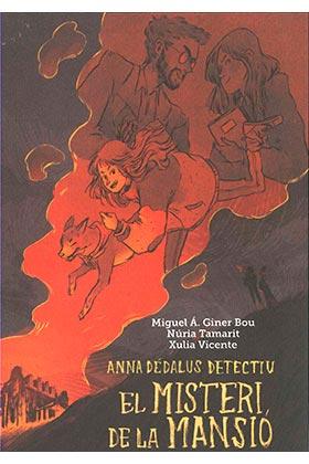EL MISTERI DE LA MANSIO CREMADA (CATALAN)