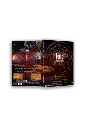 FATE/STAY NIGHT BOX 1 (3 DVD)