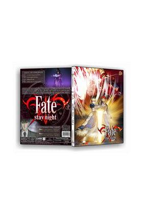 FATE/STAY NIGHT VOL. 05 - CAJA METALICA (2 DVD)