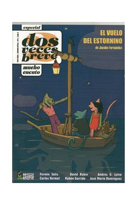 DOS VECES BREVE 09. ESPECIAL MUCHO CUENTO