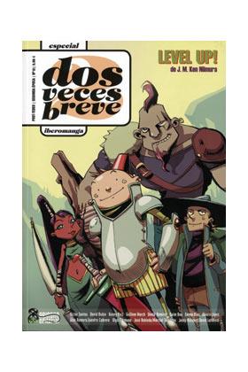 DOS VECES BREVE 12. ESPECIAL IBEROMANGA