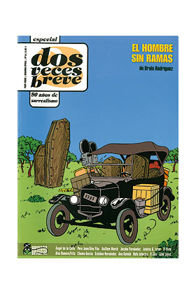 DOS VECES BREVE 14 ESPECIAL 90 AÑOS DE SURREALISMO