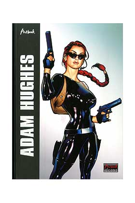 ADAM HUGHES ART BOOK