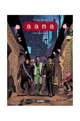 AAMA 01. OLOR A TIERRA CALIENTE