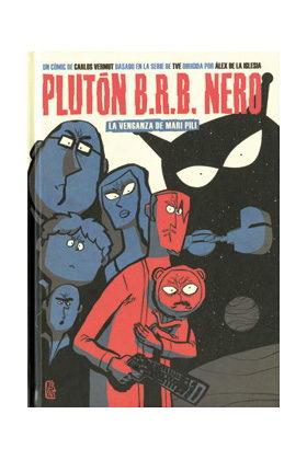 PLUTON B.R.B. NERO