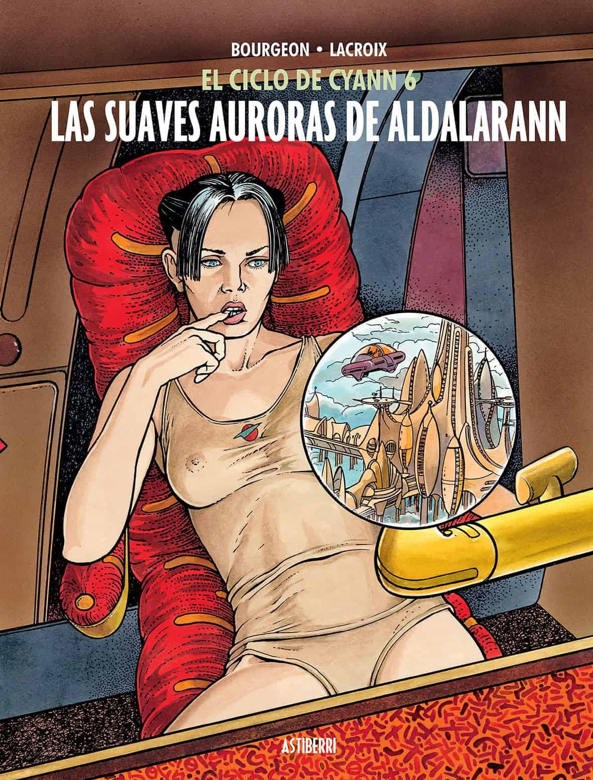 EL CICLO DE CYANN TOMOS 6. LAS SUAVES AURORAS DE ALDALARANN