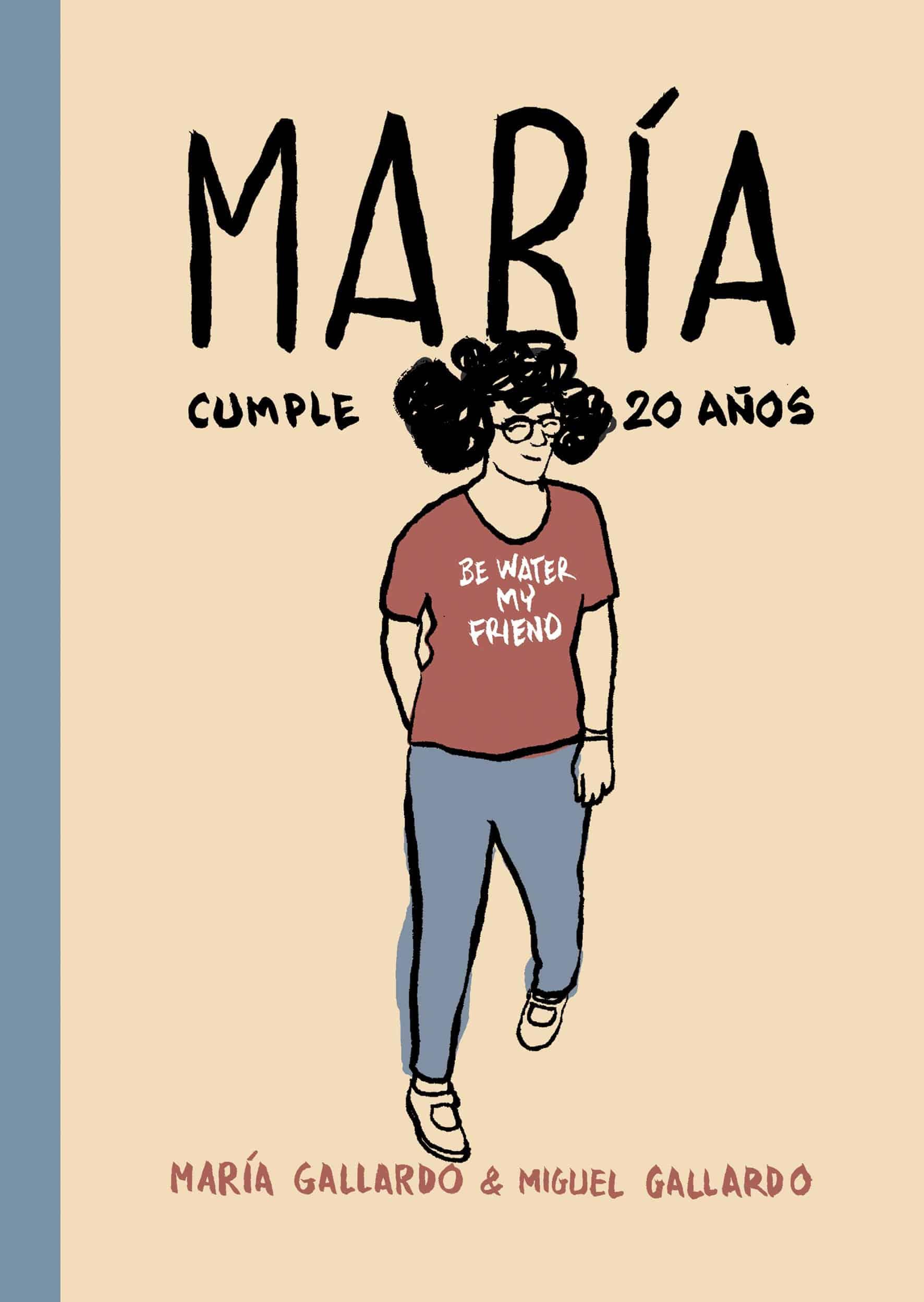 MARIA CUMPLE 20 AÑOS