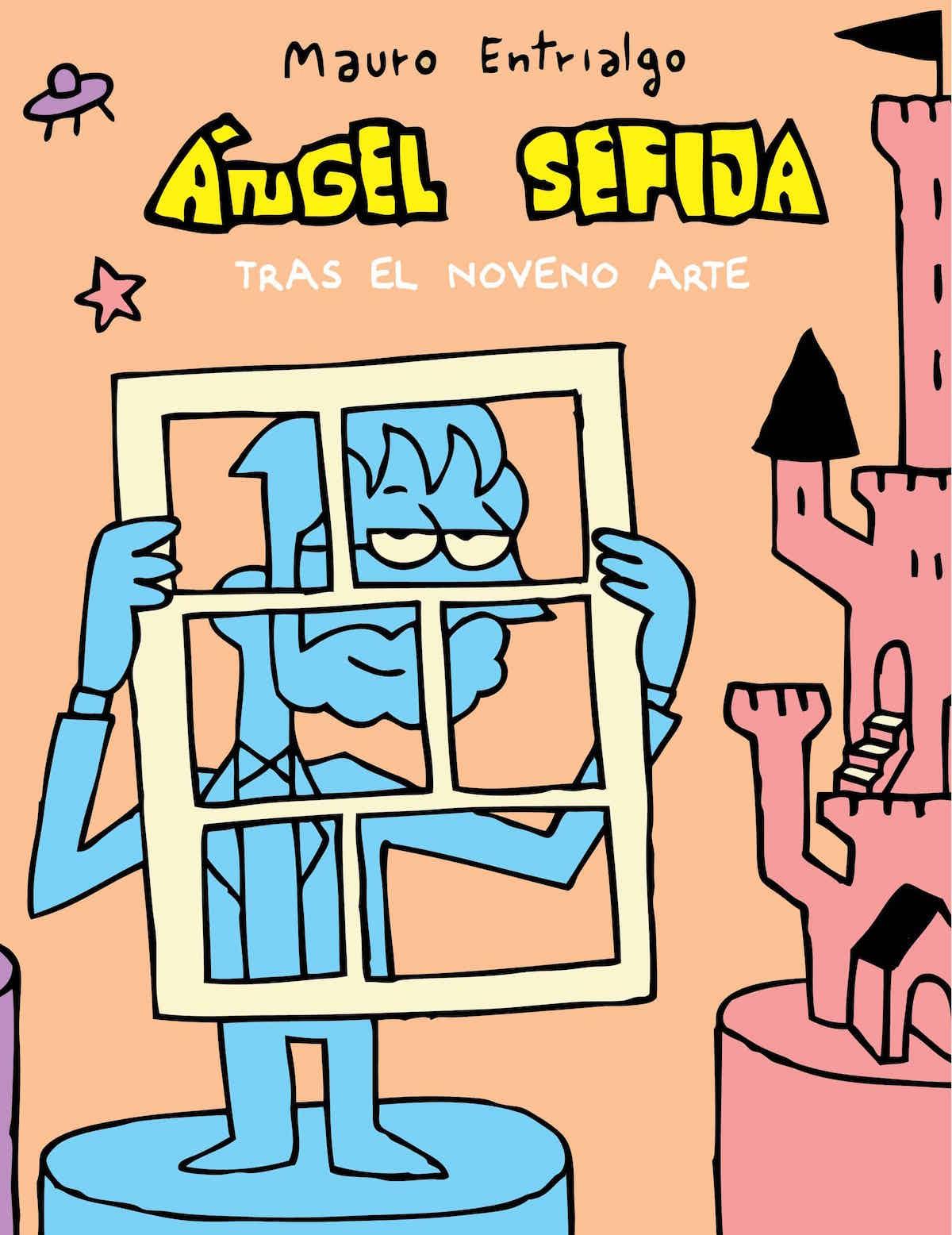 ANGEL SEFIJA TRAS EL NOVENO ARTE