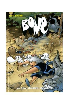 BONE 02 (BOLSILLO) LA GRAN CARRERA DE VACAS