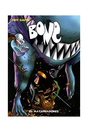 BONE 04 (BOLSILLO) EL MATADRAGONES