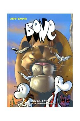 BONE 05 (BOLSILLO) ROCK HAW. SEÑOR DE LA FRONTERA ORIENTAL