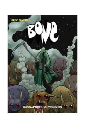 BONE 08 (BOLSILLO) BUSCADORES DE TESOROS