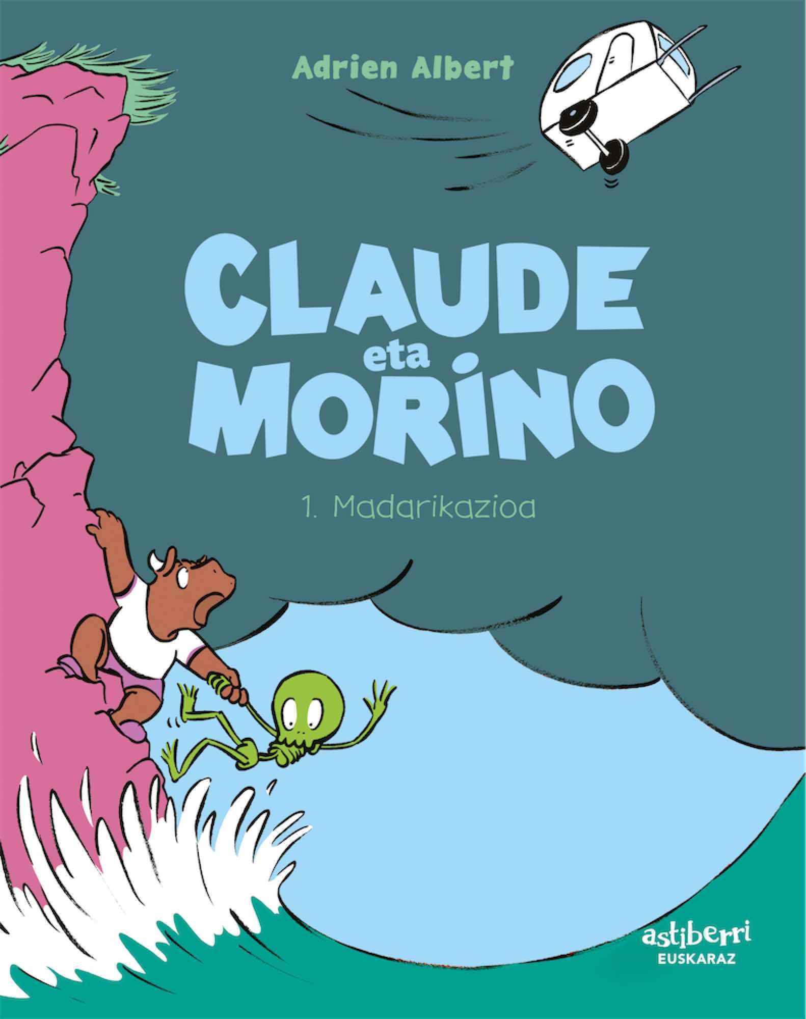 CLAUDE ETA MORINO 01. MADARIKAZIOA (EUSKERA)