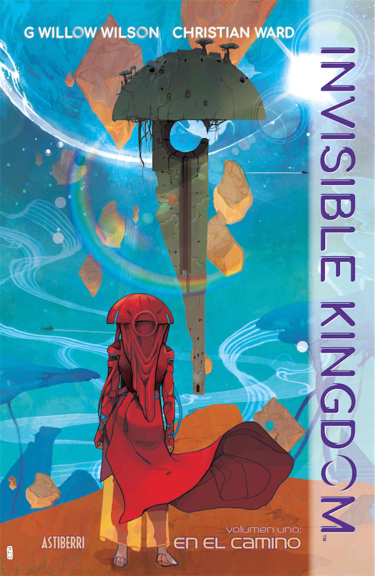 INVISIBLE KINGDOM 01. EN EL CAMINO
