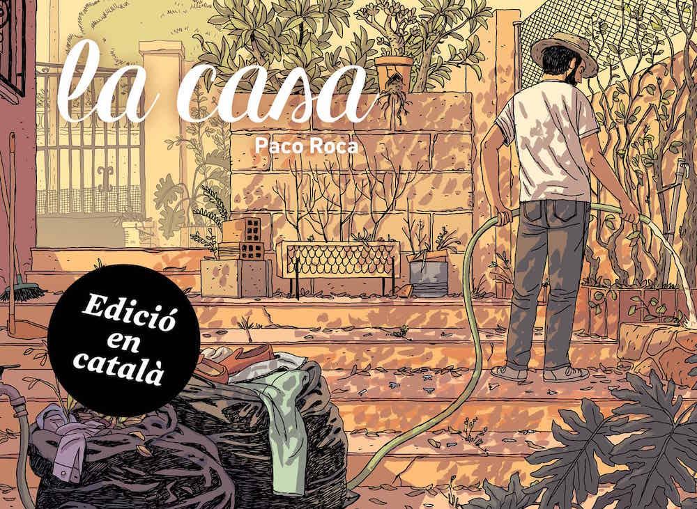 LA CASA (PACO ROCA). EDICIO EN CATALA