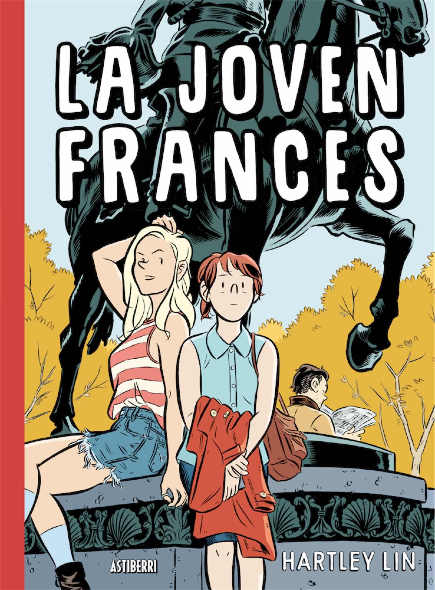 LA JOVEN FRANCES