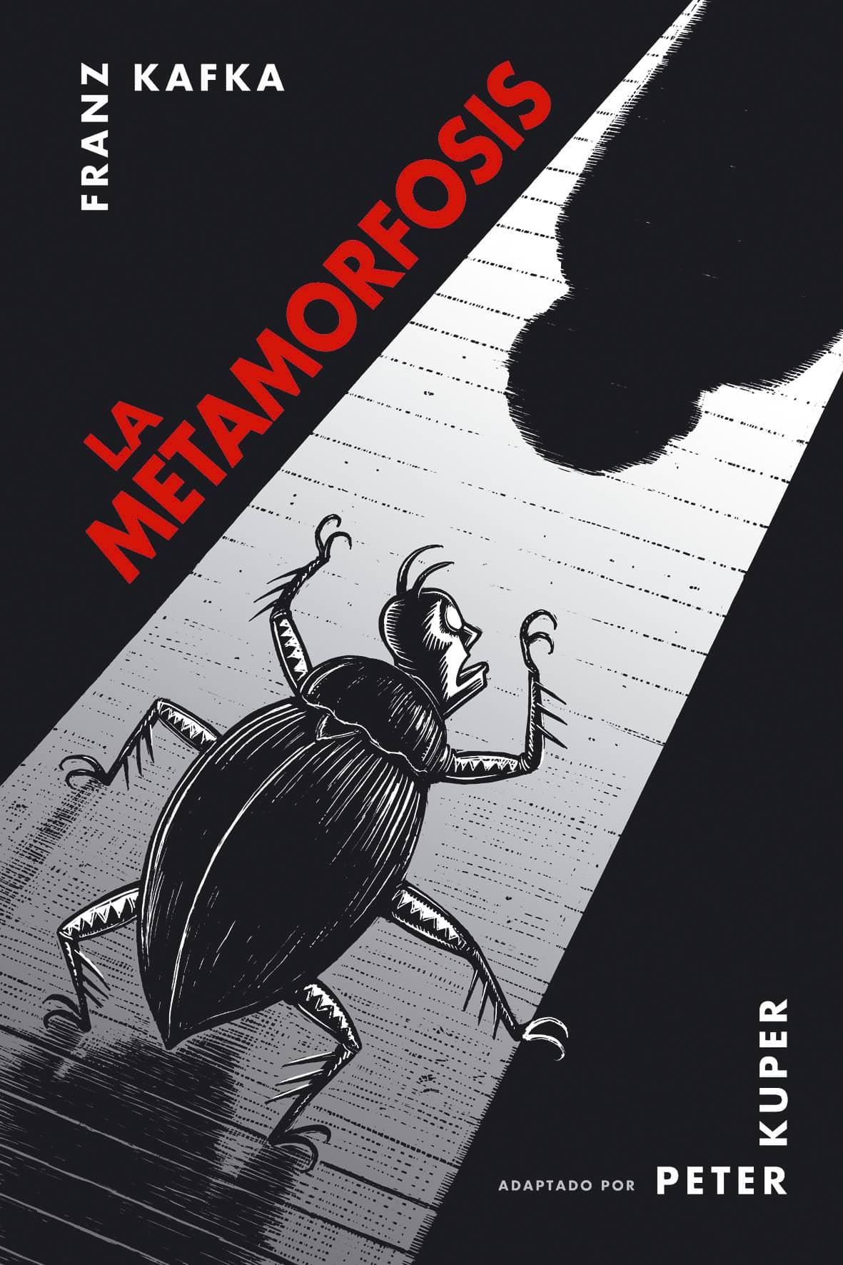 LA METAMORFOSIS (COMIC)