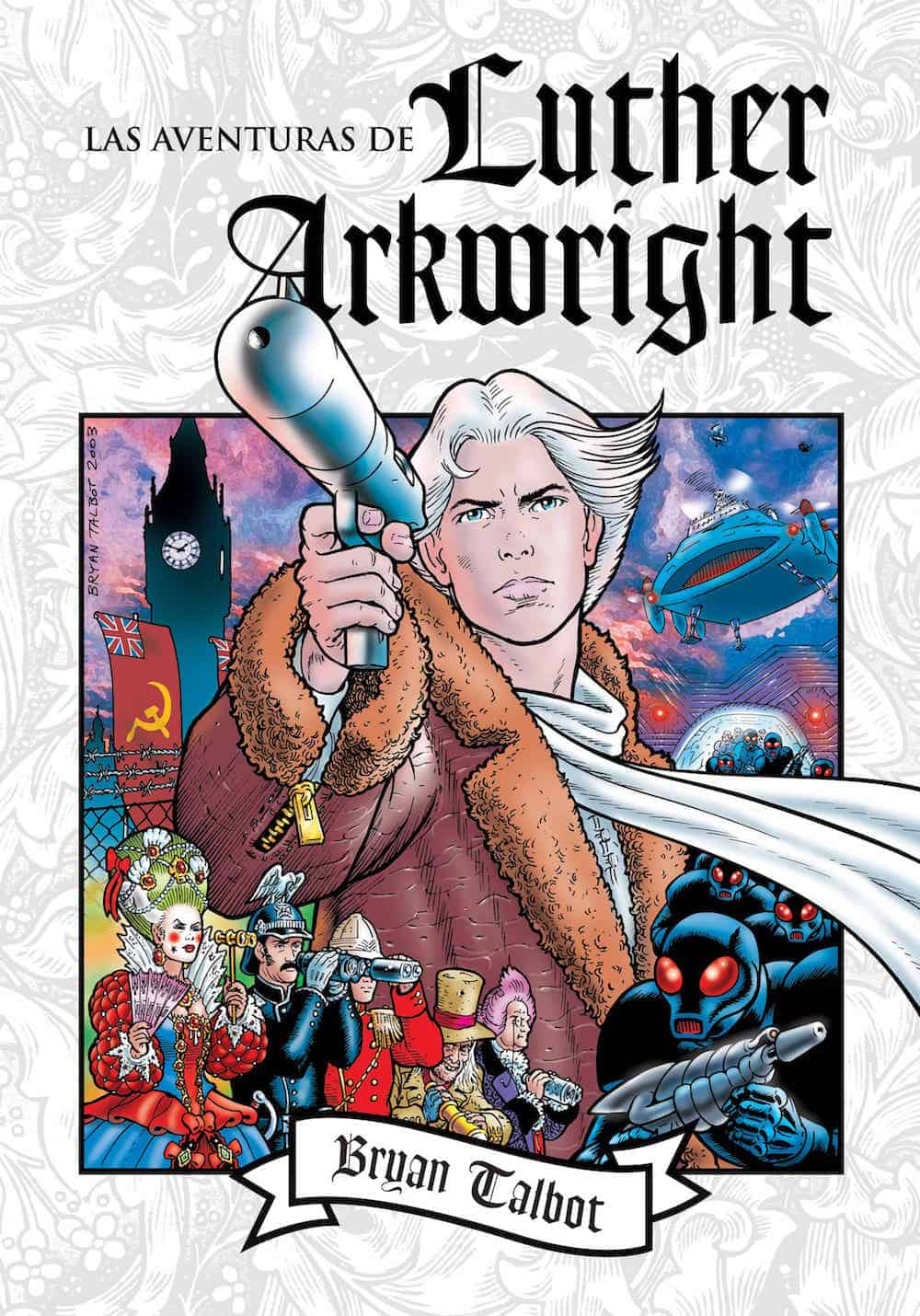 LAS AVENTURAS DE LUTHER ARKWRIGHT. INTEGRAL