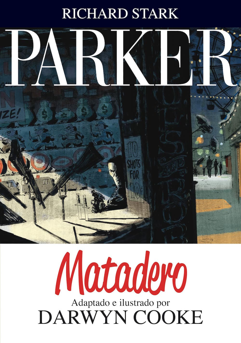 PARKER 04. MATADERO (COMIC)