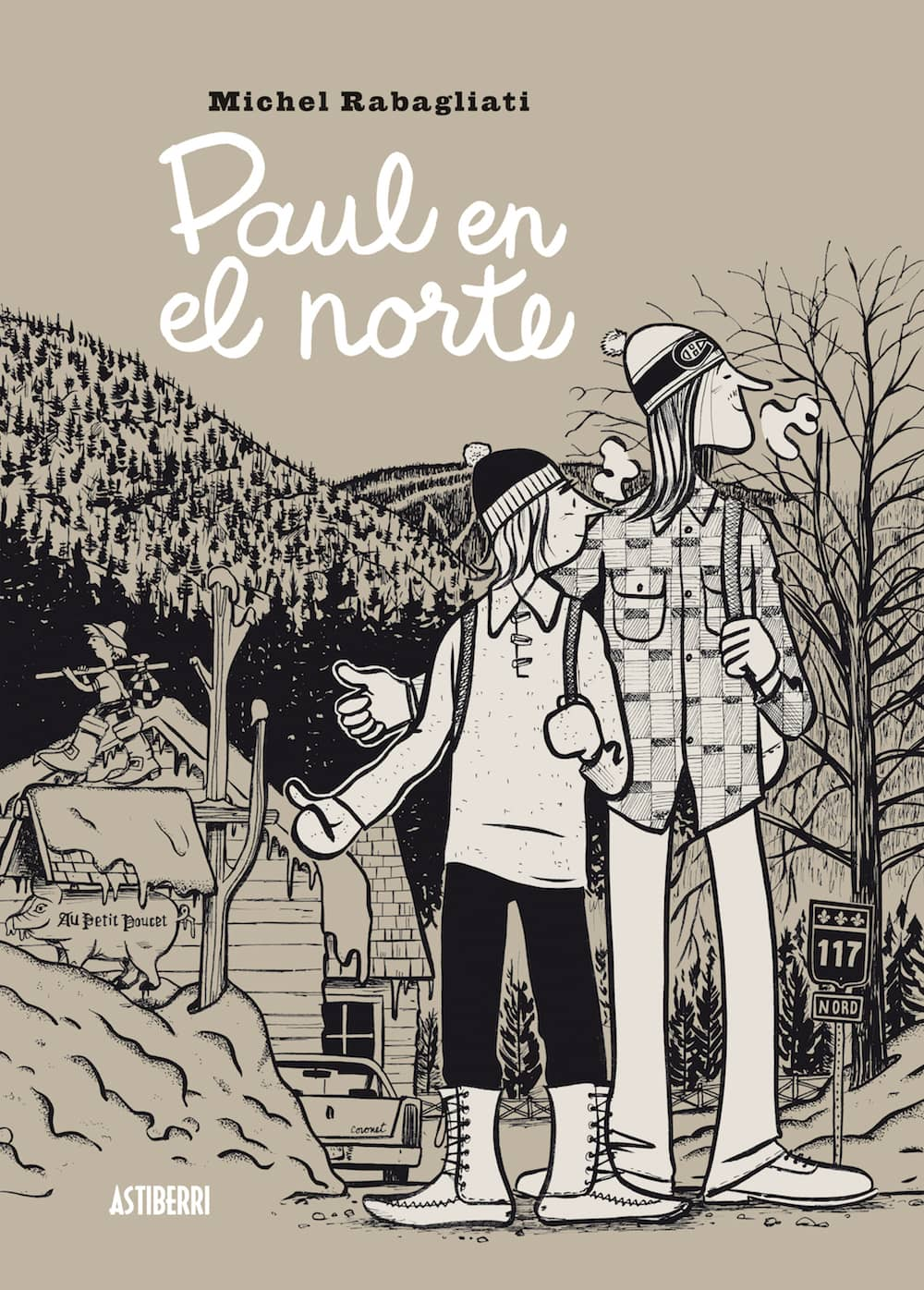 PAUL EN EL NORTE
