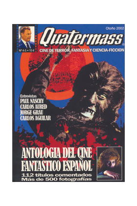 QUATERMASS 04-05 ANTOLOGIA DEL CINE ESPAÑOL