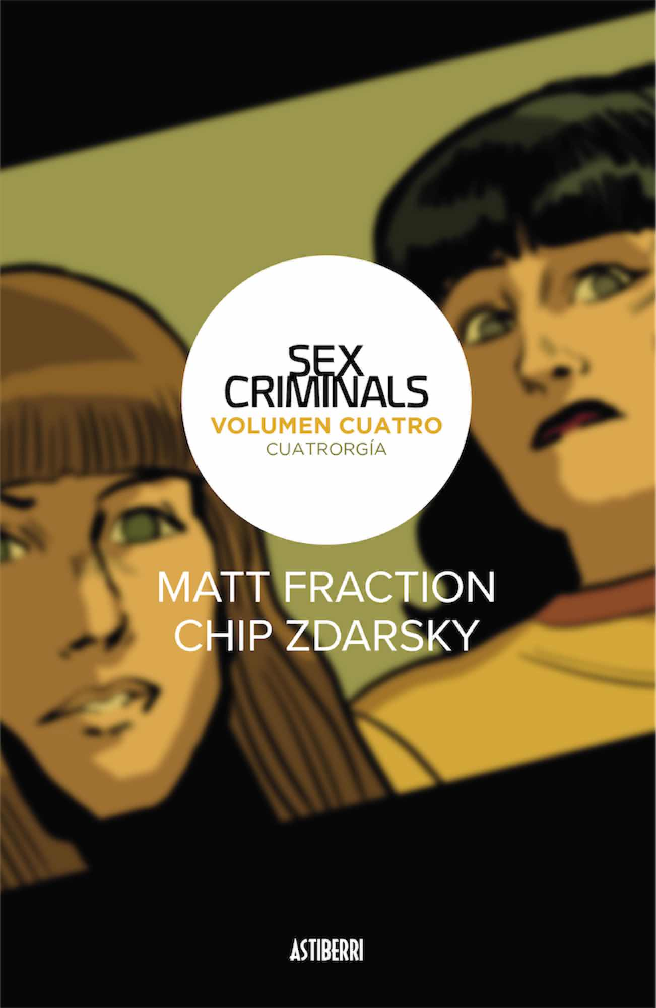SEX CRIMINALS 04. CUATRORGIA