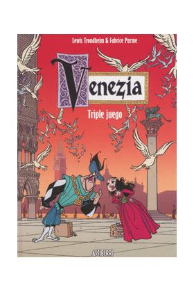 VENEZIA 01: TRIPLE JUEGO
